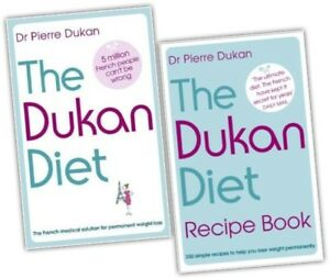 The-Dukan-Diet-Recipe-Book-Pierre-Dukan-Collection-Set
