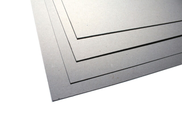 A2 / SRA2 Extra Thick Greyboard Crafting Card 1000micron 750gsm