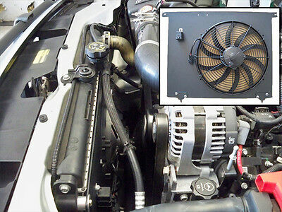 PCM of NC Hummer H3 Electric Fan Kit 2006-2007