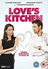 Love's Kitchen (DVD, 2011)