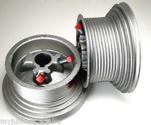 garage door cableGarage Door Cable Drum for High Lift Doors 40054  Pair   eBay