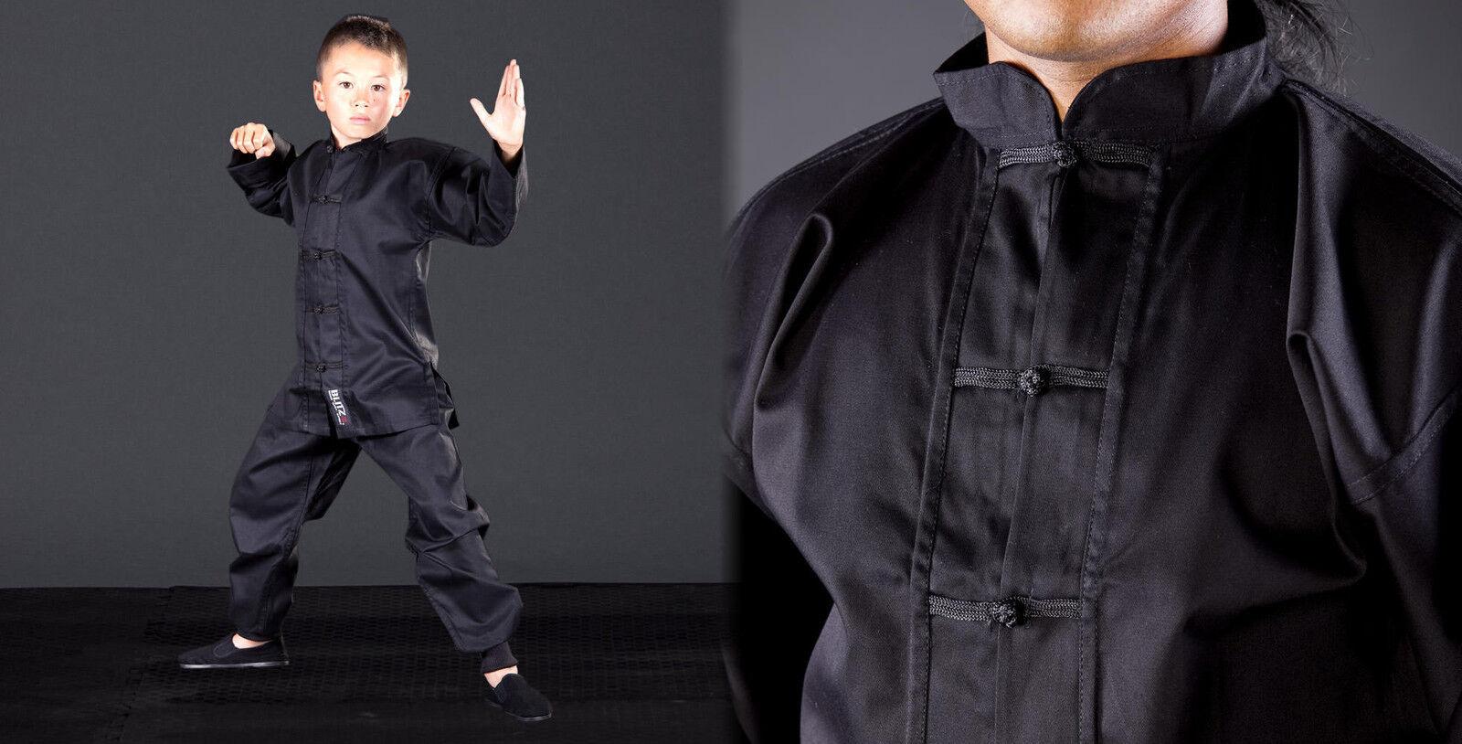 Kimono UNIFORME per per per KUNG FU Bambino Kids SUIT DIVISA WUSHU Wing chun Shaolin mon d207b8