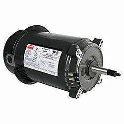 New Jet Pump Electric Motor 1 Phase 1 Hp 3450 Rpm 115