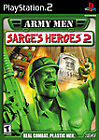 Army Men: Sarge's Heroes 2 (Sony PlayStation 2, 2001, DVD-Box)