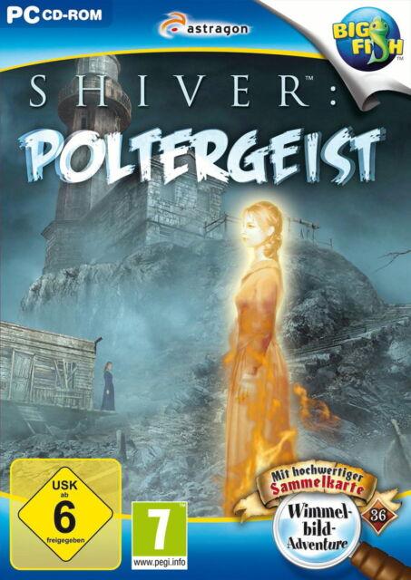 Shiver: Poltergeist (PC, 2012, DVD-Box)