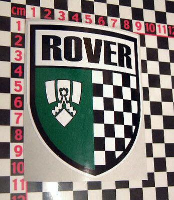 Shield Sticker - Rover P6 3500 V8 2200 SD1 2300 2600 Coupe P5B