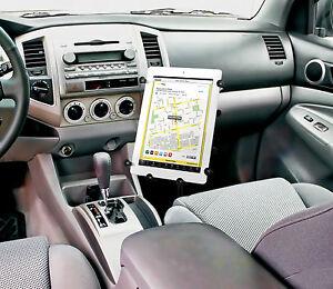RAM-X-Grip-Universal-Clamping-No-Drill-Car-Mount-fits-Apple-New-iPad-Galaxy-Tab