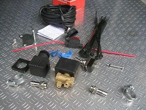 fuel cutoff solenoid kill switch kit land rover defender. Black Bedroom Furniture Sets. Home Design Ideas