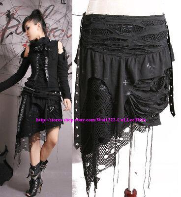 PUNK KERA DOLLY gothic Lolita NANA frag Q098 SKIRT S-L