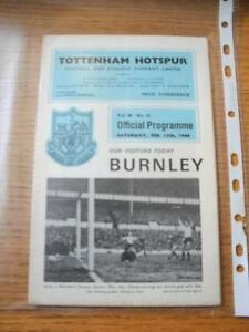 12021966 Tottenham Hotspur v Burnley FA Cup Slight Fold amp Team Changes No - <span itemprop=availableAtOrFrom>Birmingham, United Kingdom</span> - Returns accepted within 30 days after the item is delivered, if goods not as described. Buyer assumes responibilty for return proof of postage and costs. Most purchases from business s - Birmingham, United Kingdom