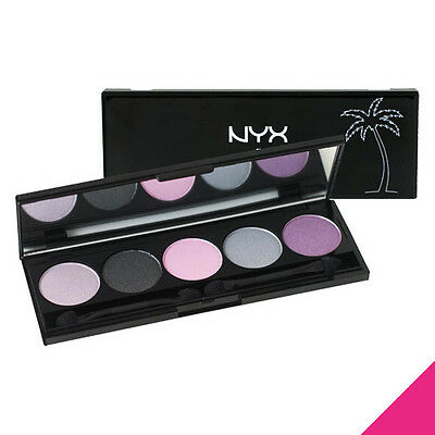 "1 NYX 5 Color Eye Shadow Palette ""Pick 1 Color"""