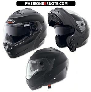 casco-modular-moto-casco-capacete-Casco-helm-Caberg-Duke-Black-Mat-Tamano-XS