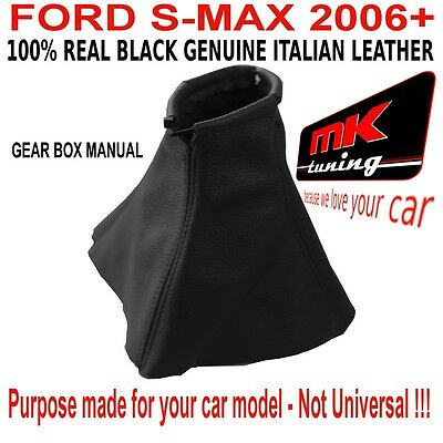 FORD S MAX S-MAX 2006 + PRESENT GENUINE GEAR BOX SPEED COVER GAITER