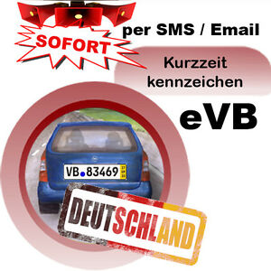 Kurzzeitkennzeichen-Versicherung-3-Tage-PKW-fuer-Deutschland-Kurzkennzeichen-eVB