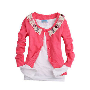 New-Korea-Women-Lady-Fashion-Hot-Long-Sleeved-Cardigan-Knitted-Sweater-Tops-I179
