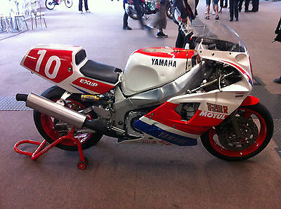 YAMAHA OW01 750 RACE TRACKDAY FAIRING AND SEAT, BODYWORK