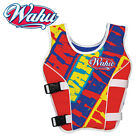 Wahu Child Medium Swim Vest - Complies With Australian Standards - 15-25kg - Red - Suitabl - BMA200R