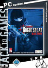 Tom Clancy's Rainbow Six: Rogue Spear - Black Thorn (dt.) (PC, 2003, DVD-Box)