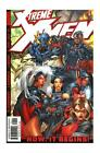 X-Treme X-Men #1 (Jul 2001, Marvel)