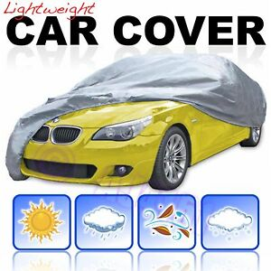 NEW-Waterproof-Lightweight-Nylon-Car-Cover-PEUGEOT-605
