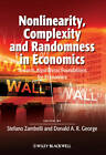 Nonlinearity, Complexity and Randomness in Economics: Towards Algorithmic Foundations for Economics by John Wiley and Sons Ltd (Paperback, 2012)