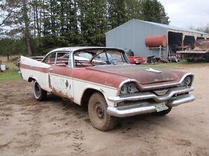 1957-Dodge-coronet-2-door-hardtop