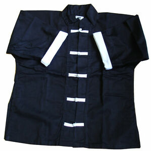 Kung Fu Uniform Black NEW Size:00 to 2