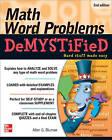 Math Word Problems Demystified by Allan G. Bluman (Paperback, 2011)