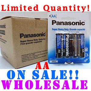 48-Pack-AA-Panasonic-Battery-Batteries-Super-Heavy-Duty-12-X-4pack-48-pcs