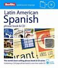 Berlitz Language: Latin American Spanish Phrase Book & CD by Berlitz Publishing Company (Paperback, 2012)