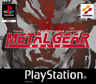 Metal Gear Solid (Sony PlayStation 1, 1999)