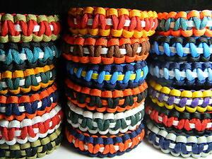 NFL-Teams-Colored-Paracord-Bracelets-NEW