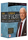 A Touch Of Frost - Series 1-15 - Complete - English (DVD, 2011, 29-Disc Set, Box Set)