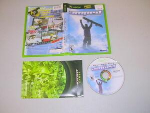 AMPED-Microsoft-Xbox-Game-amp-Case