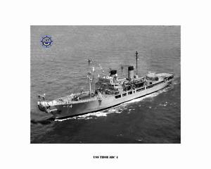 USS-THOR-ARC-4-ca-1960s-US-Naval-Ship-USN-Navy-Photo-Print