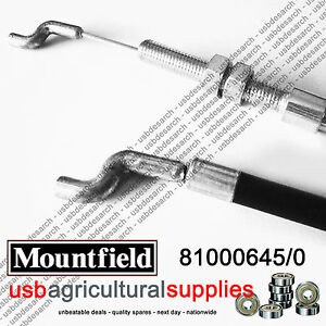MOUNTFIELD-SP530-CHAMPION-LAWNKING-CLUTCH-CABLE-81000645-0-GENUINE-NEXT-DAY-DEL
