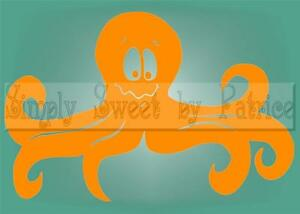 OCTOPUS-BATH-Vinyl-Wall-Saying-Lettering-Quote-Art-Decoration-Decal-Sign-Craft