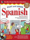 Play and Learn Spanish by Marcela Summerville, Ana Lomba (Mixed media product, 2011)