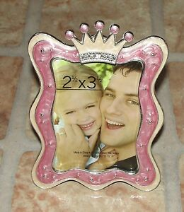 Petite Princess Picture Frame Girls Room Baby Nursery Decoration Cemetery Silk