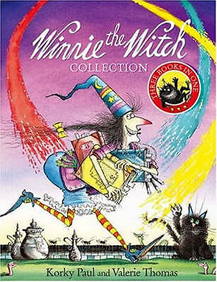 Winnie the Witch Collection: Three Books in One by Korky Paul, Valerie Thomas (P