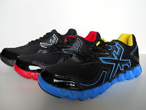 NEW-MEN-039-S-ATHLETIC-RUNNING-SHOES-SNEAKERS-SYNTHETIC-MESH-BLACK-BLUE-RED-SIZES