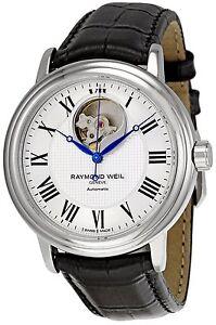 Raymond-Weil-Mens-2827-STC-00659-Maestro-Silver-Dial-Watch