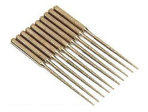 10pc-DIAMOND-Bead-Reamer-Bit-Set-Ultra-Fine-Tip-for-Hobby-Craft-Lapidary-Jewelry