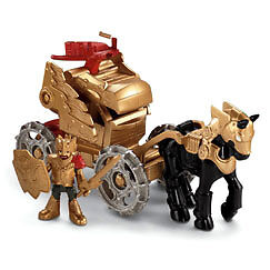 NEW-FISHER-PRICE-034-Imaginext-CASTLE-ROYAL-COACH-034