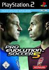 Pro Evolution Soccer 5 (Sony PlayStation 2, 2005, DVD-Box)