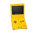 Nintendo Game Boy Advance SP Pikachu Pokemon Yellow Handheld System