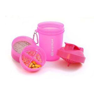 SmartShake-V2-Pink-Protein-Shaker-Blender-Cup-20-oz