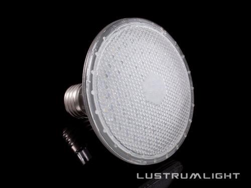 3 X PAR30 Garden Outdoor Bulb E27 80 Leds 5 Watt = 75 Watt WHITE