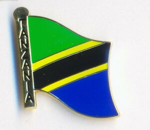 TANZANIA-FLAG-LAPEL-PIN