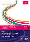 C05 Fundamentals of Ethics, Corporate Governance and Business Law - Study Text by Kaplan Publishing (Paperback, 2012)